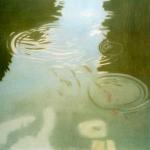 100cmx100cm, huile sur toile, 2006