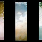 (90cmx30cm) x 3, huile sur toile, 2006