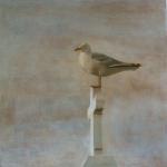 Peinture, 80cmx80cm, huile sur toile, 2013