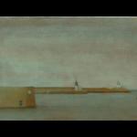 60cmx30cm, huile sur toile, 2013