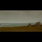 Peinture, 90cmx30cm, huile sur toile, 2013