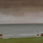 33cmx22cm, huile sur toile, 2013