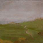 25cmx25cm, huile sur toile, 2013