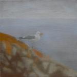 Peinture, 25cmx25cm, huile sur toile, 2013
