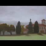 60cmx30cm, huile sur toile, 2014