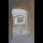 50cmx30cm, huile sur toile, 2014